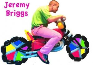 Jeremy On Bike
